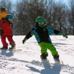 Snowboarding Kids Camelback