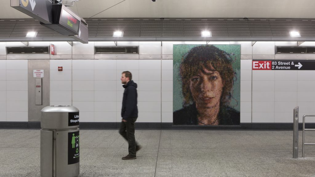 86th Street Subway Art by Natasha Shapiro 4