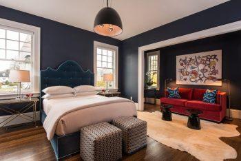 Kemble Inn Bedroom