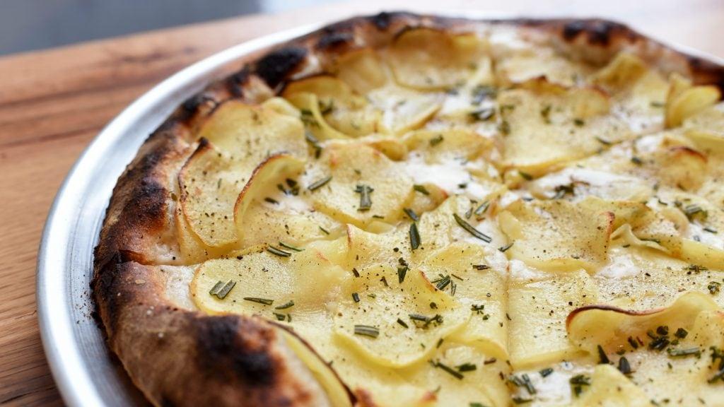 Patata Pizza-Apizza Regionale