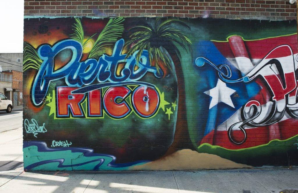 bushwick street art White Street to Moore Street puerto rico