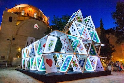 House of Cards, Light City Baltimore