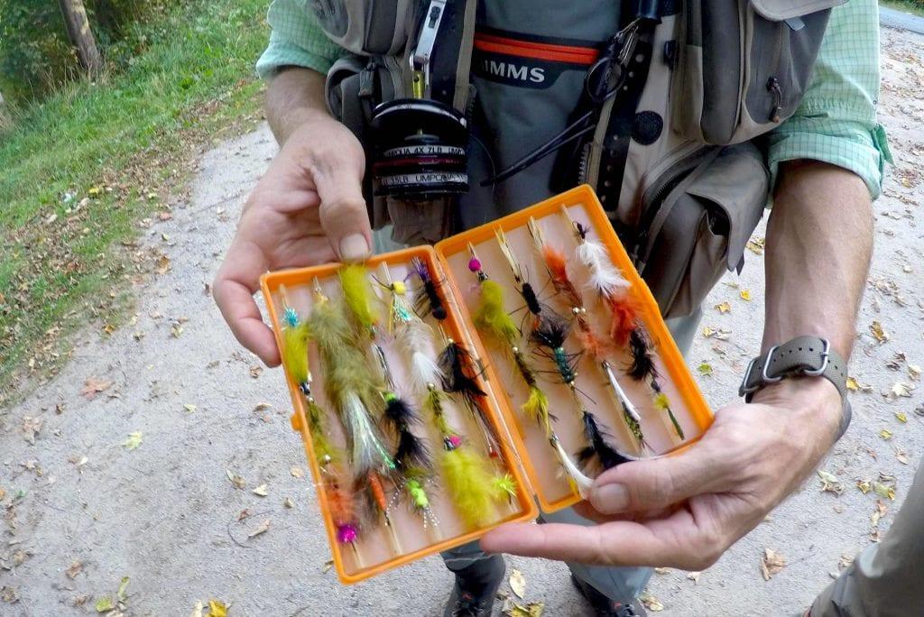 flyfishing Flies by Owen Dolan