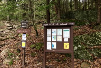Green Mountain National Forest HIking