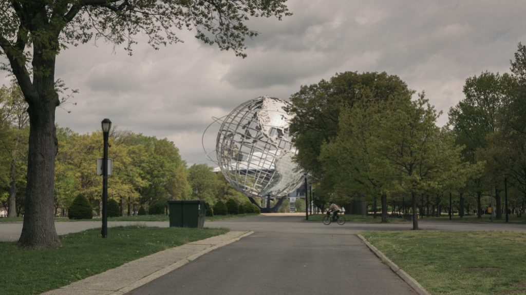 Flushing Meadows Bike Path