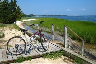 Montauk Biking