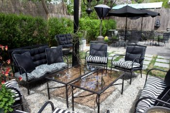 Outdoor Dining in Providence