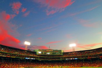 Fenway Park by Rob Larsen