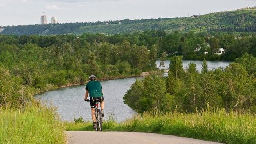 Calgary: Going Local and Car-Free in Western Canada