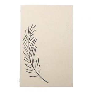 Uzma Feather Journal