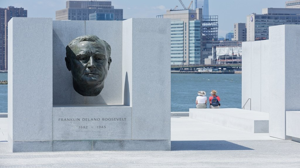 FDR NYC Four Freedoms LIK 2543