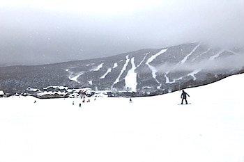 stowe snowboarding