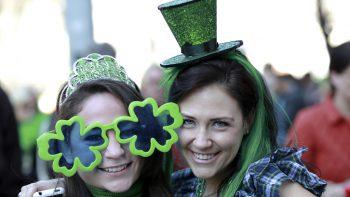 St. Patrick's Day Friends