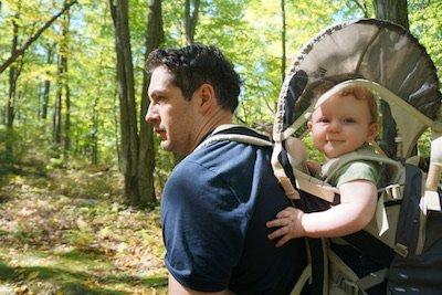 Hiking-with-baby-summer-NY