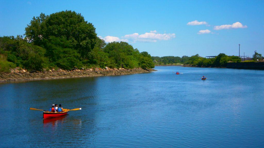 Bronx River Paddle