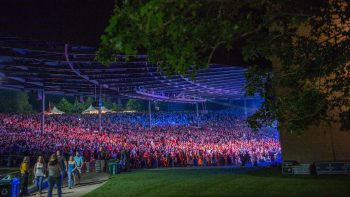Zac Brown Band at Bethel Woods