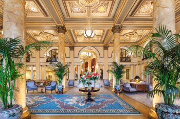 Willard InterContinental hotel
