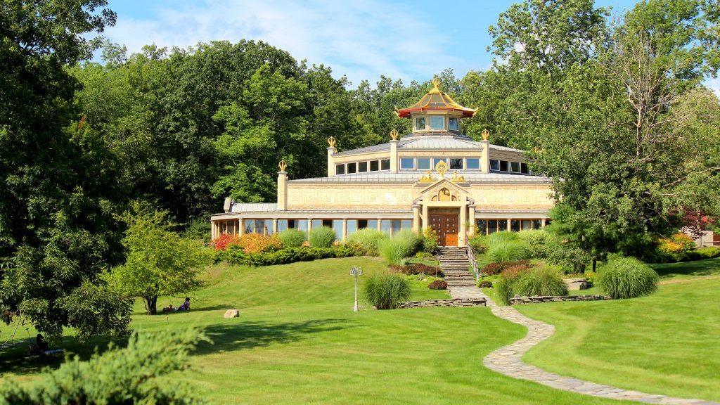 Kadampa Meditation Center NY - Temple & Grounds