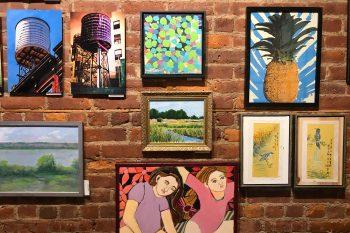 Roost Art Gallery New Paltz