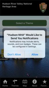 Hudson Valley Train Tour app