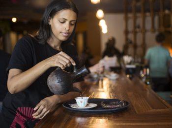 Bunna Cafe tea