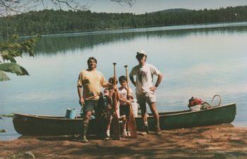 Catskills canoeing