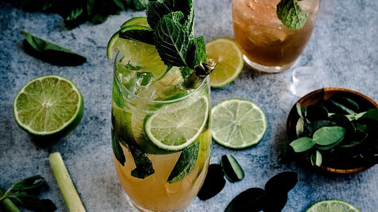 Mojito drink Long Island