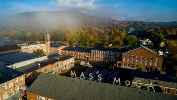 Mass MoCA in North Adams