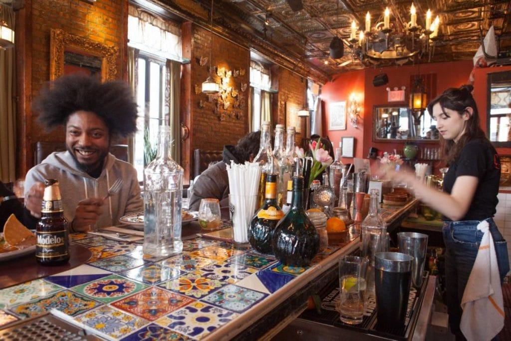 Chavela's restaurant