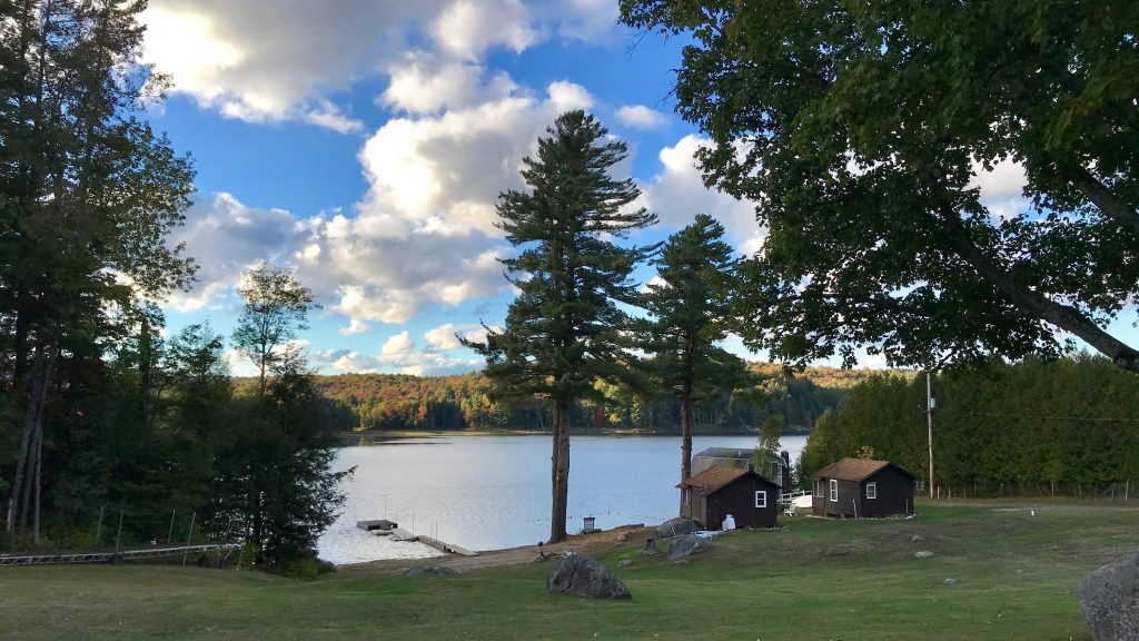 Long Lake NY View