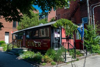 Palace Diner portland maine