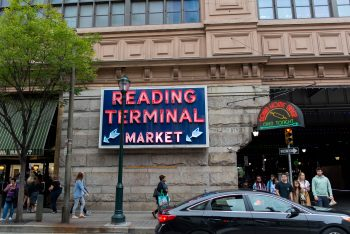 Reading Terminal Market Philly