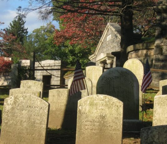 Sleepy Hollow Cemetery - Tarrytown, NY