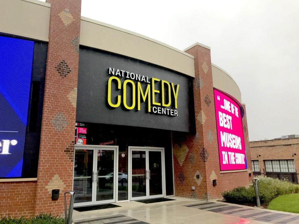 National Comedy Center - jamestown