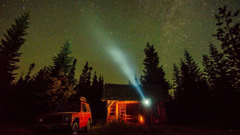 Night Sky Photography Fuji Mountain Oregon
