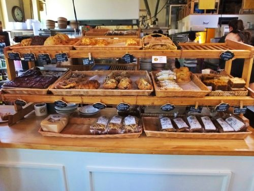 Bakery in Burlington Vermont