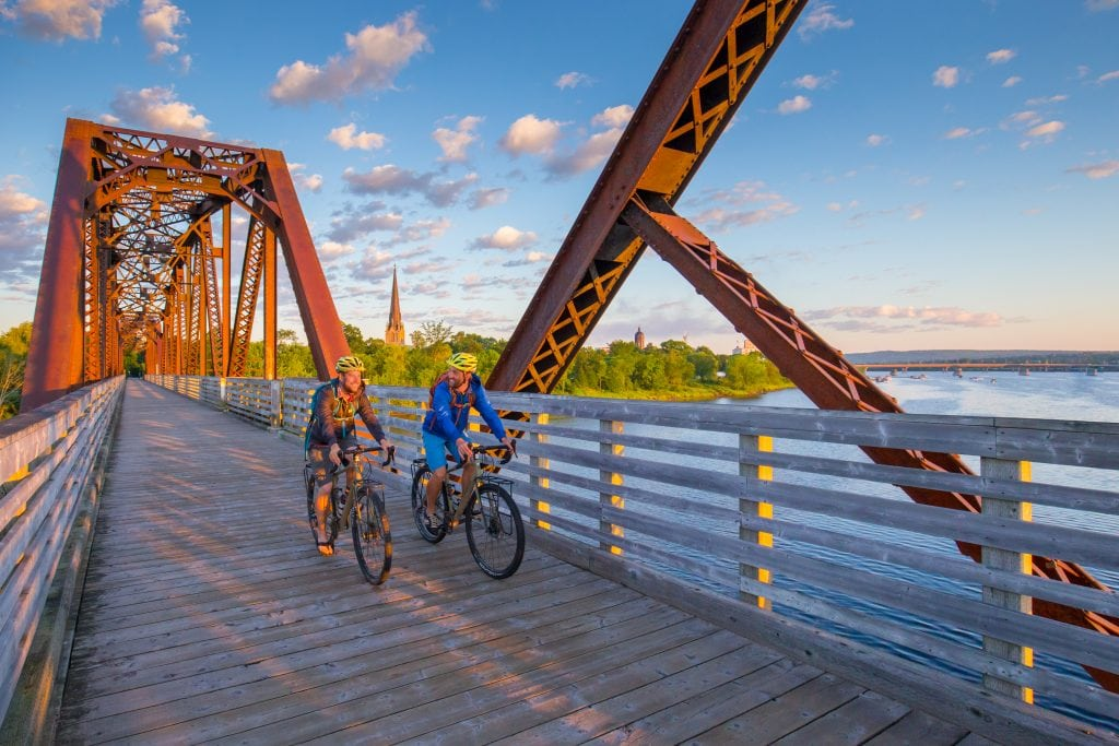 Fredericton Bike Trails
