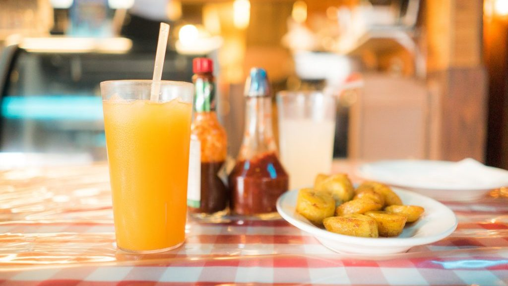 Diner Shot NYC