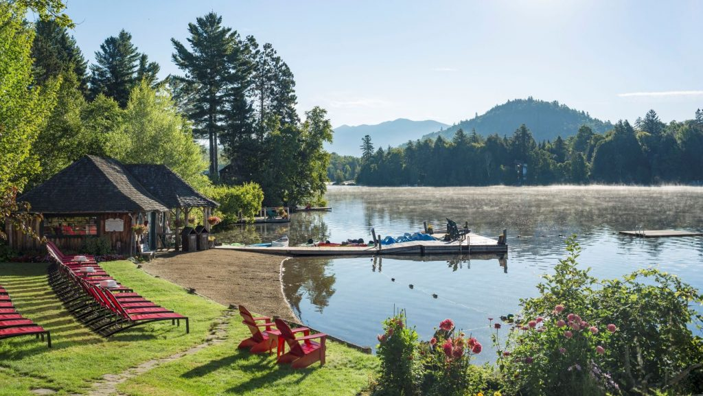 Lake Getaway in Lake Placid