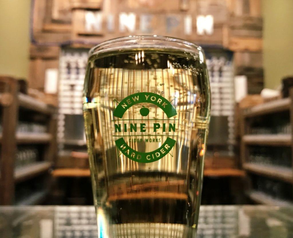 Nine Pine Cider