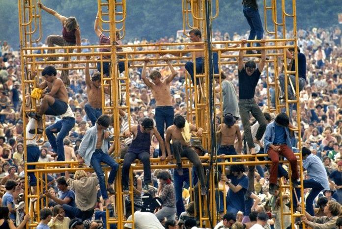 Woodstock Festival Bethel