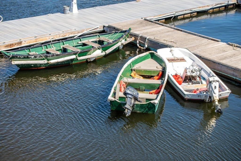 Camden Maine Boats