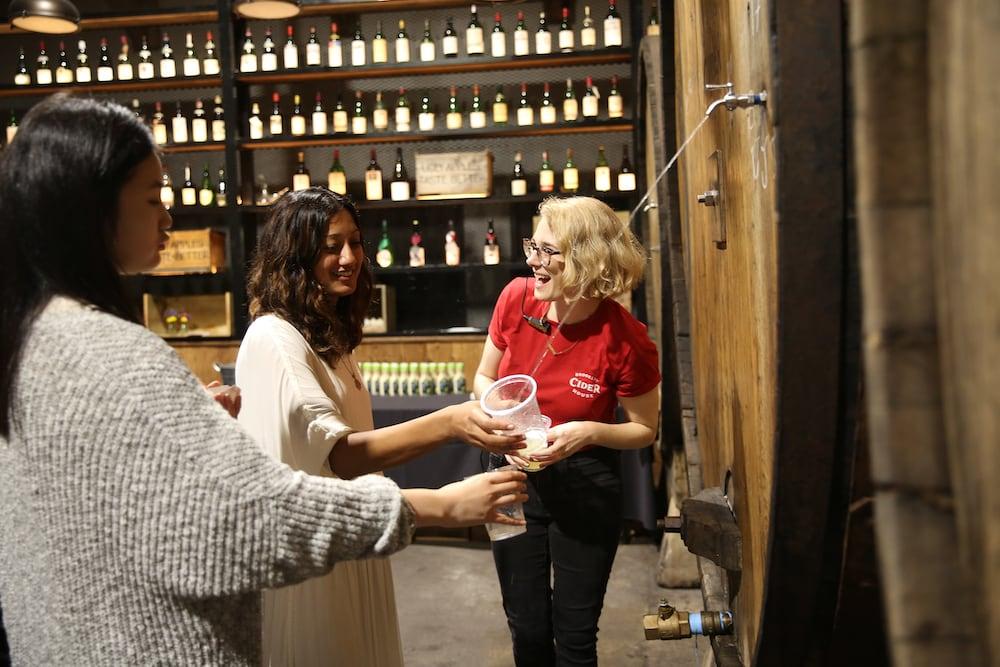 Taste of Bushwick: Brooklyn Cider House