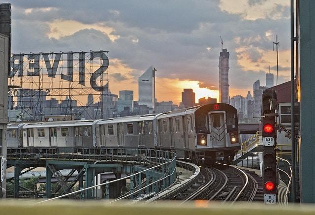 The 7 Train.