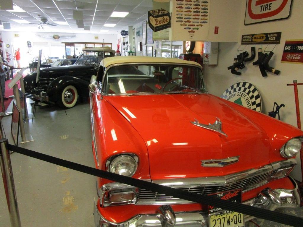 Vintage Auto in Bay Head