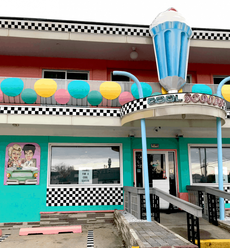 Cool Scoops Ice Cream Wildwood NJ