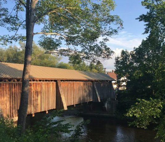 CCovered Bridge Livingston Manor Knapp