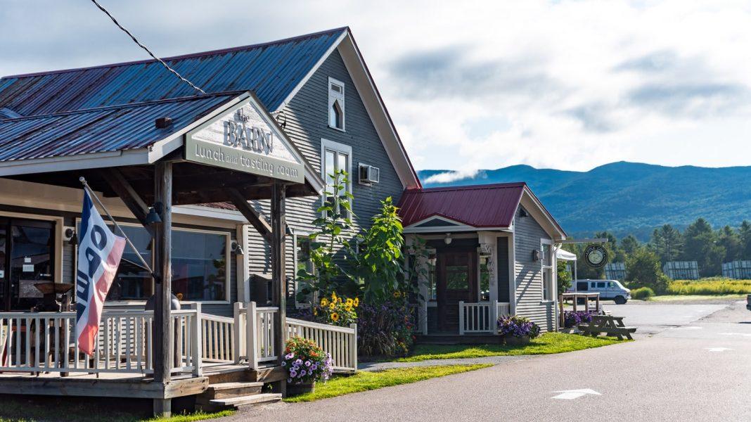 The Barn - Waterbury Vermont
