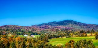 Vermont Train Tour