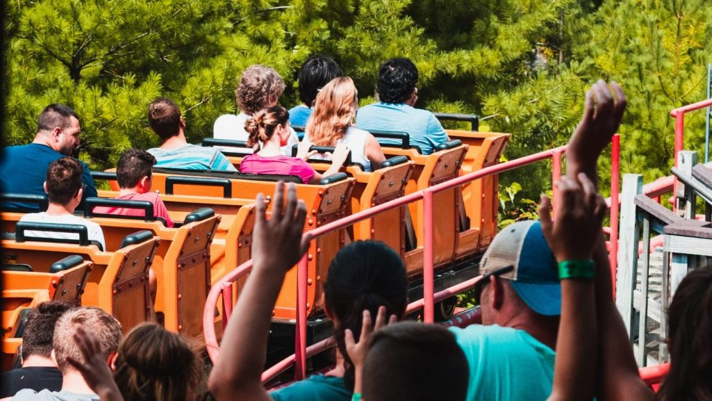 Take The Bus To Six Flags Great Adventure Offmetro Ny